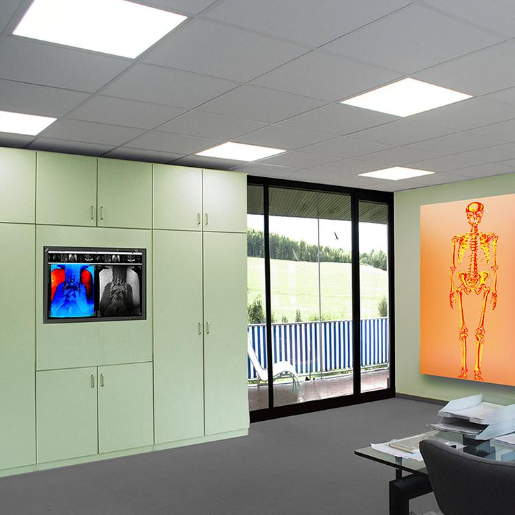 13. tuv led panel light-Application