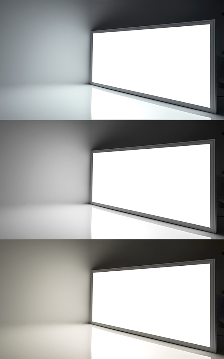 2. dimmable recessed led panel light