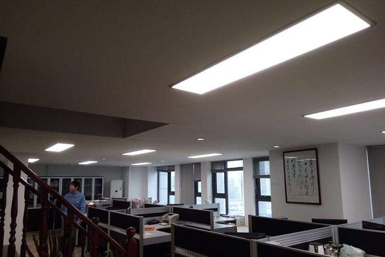 11. led office panel light 30x120