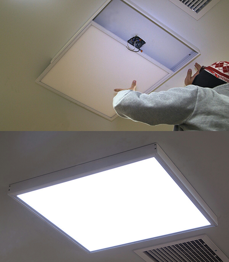 8. surface mounted installation example