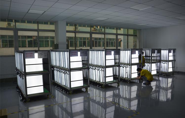 5. 595x595 led panel 48w