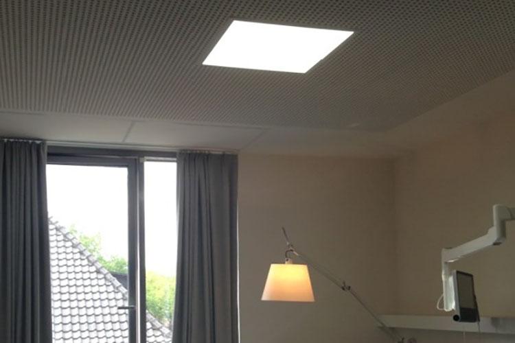 13. led panel hospital lighting
