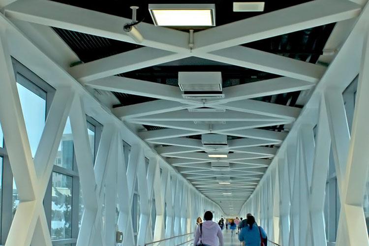 Platform Corridor Picture